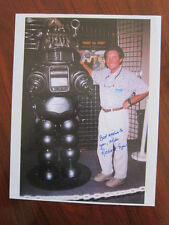 RICHARD EYER  Forbidden Planet Paper  AUTOGRAPHED