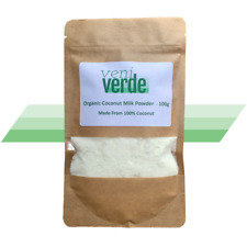 Organic Coconut Milk Powder | Multiple Sizes | Dairy/GMO Free | Vegan | Quality
