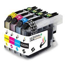 Cartuchos de tinta Non Oem Brother LC223 MFC-J5625DW J5720DW DCP-J4120DW J680DW