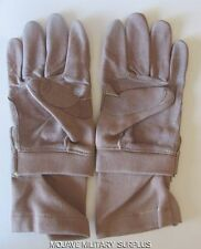 New USMC Camelbak Kevlar Frog Combat Gloves, Flame Resistant, Coyote Tan X-Large