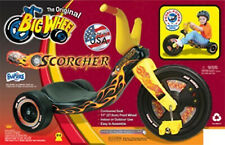 "The Original Big Wheel 11"" Scorcher Mid-Size Racer Trike"