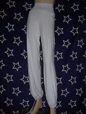Pantalon de JAZZ - TEMPS DANSE Vancouver, Blanc en XS / Neuf