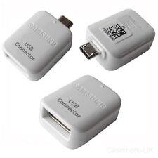 Samsung Galaxy for S7 / Edge S6 Edge S5 Micro USB OTG to USB Adaptor GH96-09728A