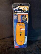 Zircon StudSensor HD35 Stud Finder W/ Wire Warning Detection OPEN BOX