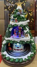 Disney Animated Christmas Tree With Music And LED Lights *Next Day Dispatch*