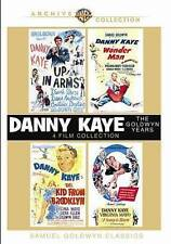 Danny Kaye: The Goldwyn Years (DVD, 2013, 4-Disc Set)
