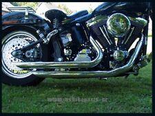 Auspuff Krümmer Softail Modell Short Cut Harley Davidson neu