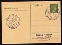 █ Ganzsache RAVENSBURG 1 Cachet Spécial 01/04/43 WW2 █