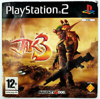 Jak 3 / Jak and Daxter - Playstation 2 / PS2 - Demo Only - PAL