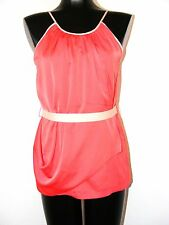 Very Nice- NWT Tangerine Blouse by New York & Co. - size Small