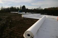 Au stocks! Non-woven GEOTEXTILE LANDSCAPE FILTER GEOFABRIC 2mx10m