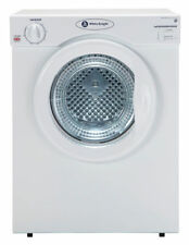White Knight C37AW 3kg Compact Vented Tumble Dryer - White