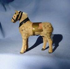 ANTIQUE CIRCUS PONY KESTNER BRU JUMEAU FASHION DOLL COMPANION GERMANY TOY HORSE