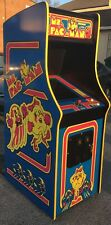 Ms Pacman Arcade Game, Extra Sharp - Lots Of new Parts & warranty -Free shipping