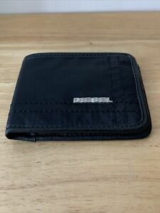 Diesel Wallet Canvas And Leather