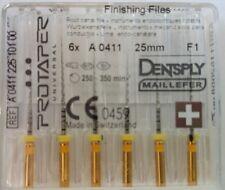 Dental Dentsply Rotary ProTaper Universal Engine NiTi Files 25 mm F1