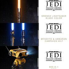 Star Wars Jedi Fallen Order Xbox One Bonus Extras DLC requires Game EMAILED NEW
