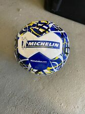 Soccer Ball - Size 4 - Michelin man - Rare