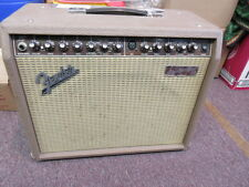 Used Fender Acoustasonic 30 DSP acoustic guitar amplifier