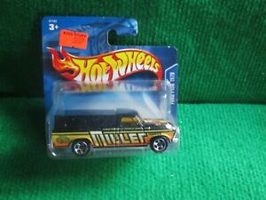 HOT WHEELS 1979 FORD F-150 (LOT Y63) CAR MINT CARD OPENED