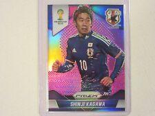 2014 Panini Prizm FIFA  World Cup Soccer Purple Prizm  Shinji Kagawa 41/99