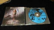 Megadeth ‎– Countdown To Extinction 1992 ITALY CAPITOL CD thrash speed