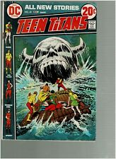 Teen Titans 42 Search for Skull Cave Vg/F