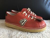 Kickers Rouge Pointure 35