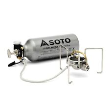 SOTO MUKA STOVE OD-1NP KIT WITH WIND SHIELD AND 700ML WIDE-MOUTH FUEL BOTTLE KIT
