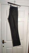 R.E.D. VALENTINO Grey Straight Fit Stretch Jeans Size 10 / W30 L32 *VGC*