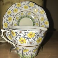 Rosina Bone China cup and saucer, excellent condition