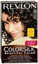 Revlon ColorSilk Hair Color 30 Dark Brown 1 Each (Pack of 2)