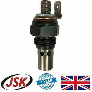 Heater Glow Plug 1/2 BSP Spade Thermostat For Universal Tractor 300 320 350
