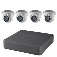 HIKVISION 2MP 4CH TVI 2.8MM DOME CAMERA KIT WITH 1 TB HDD