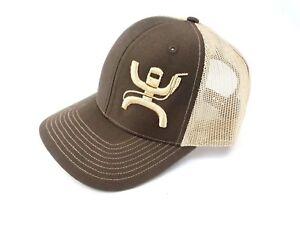 Welder MEN'S TEXAS WELDER HAT CAP SNAPBACK CURVED BILL RICHARDSON 112 Brown/Tan