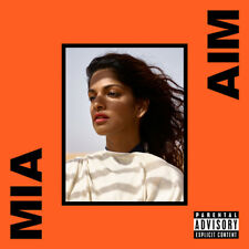 M.I.A. - Aim (2016)  CD  Deluxe Edition  NEW/SEALED  SPEEDYPOST   (Mia)