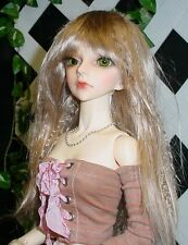 "Doll Wig, Monique Gold ""J-Rock"" Size 5/6 in Light Ash Brown"