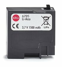 Siku Control Batteria 3.7v 1500mah Li-ion 6705