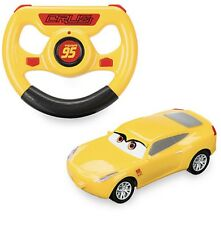 Disney Store Pixar Cars 3 Cruz Ramirez Remote Controlled 2.4GHZ Wireless RC NEW