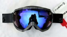 $120 Scott Mens Notice OTG Over The Glasses Steel Grey Ski Goggles Illuminator