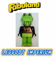 LEGO Fabuland Clive Crocodile - rare minifig FREE POST