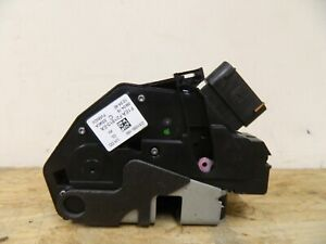 New OEM 2012-2018 Ford Focus Front Left Driver Door Latch Lock Actuator F21813