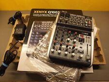 Behringer  Q 1002 USB MIXER ,   Audio Interface  , USB Soundkarte