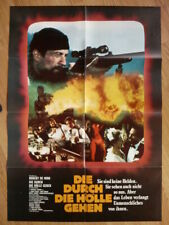 Robert De Niro The Deer Hunter German 1-sheet poster 1979 Michael Cimino Walken