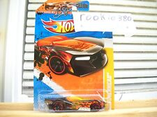 2011 Hot Wheels NEW MODELS #49 * HAMMERHEAD * BLACK WILL COMBINE SHIPPING