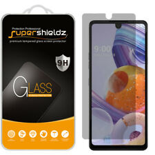 2x Supershieldz (Privacy) Tempered Glass Screen Protector for LG Stylo 6
