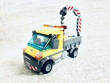 Lego Town City Service Truck Mint 60097/60026/60200/8404/7641/60073