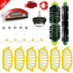 Accessory Brush Filter kit For iRobot Roomba 500 530 540 550 560 570 580 551 561