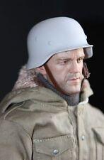 1:6  WW2 GERMAN Resin M40 helmet Custom made accessory for 12in. figures
