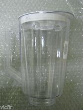 Plastic Jar Replacement Part for Hamilton Beach Blender & Lid,44 oz,5 1/2 Cups